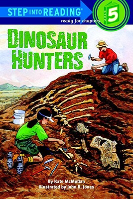 Image for Dinosaur Hunters (Step into Reading)