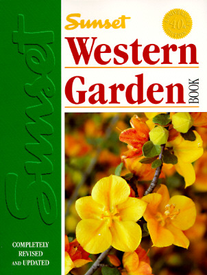 Image for WESTERN GARDEN BOOK