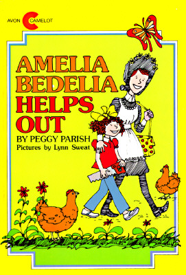 Image for Amelia Bedelia Helps Out