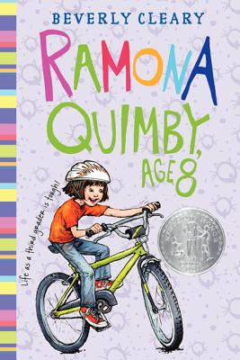 "Image for ""Ramona Quimby, Age 8"""
