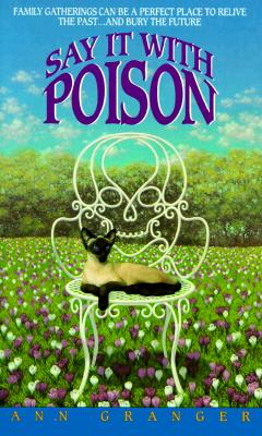 Image for Say It With Poison (Meredith and Markby Mysteries)