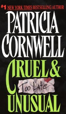 Image for Cruel & Unusual (Kay Scarpetta Mysteries)