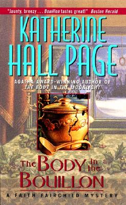 The Body in the Bouillon, Page, Katherine Hall