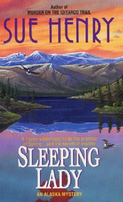 Image for Sleeping Lady: An Alex Jensen Mystery (Alex Jensen Alaska Mysteries (Paperback))