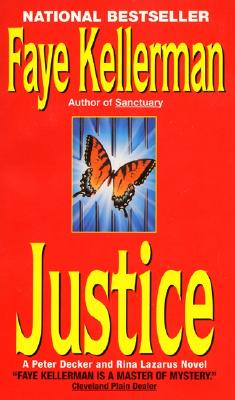 Image for Justice (Peter Decker & Rina Lazarus Novels)