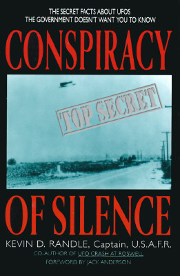 Image for Conspiracy of Silence - The Secret Facts About UFOs the Government Doesn't Want You to Know