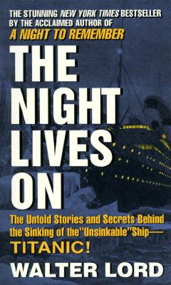 Image for NIGHT LIVES ON : THE UNTOLD STORIES & SE