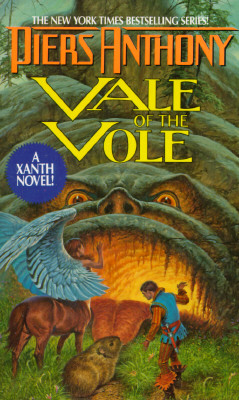 Image for Vale of the Vole (Xanth, No. 10)