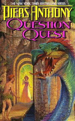 Xanth 14: Question Quest, PIERS ANTHONY, PIERS A. JACOB