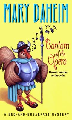 Image for Bantam of the Opera (Bed-and-Breakfast Mysteries)