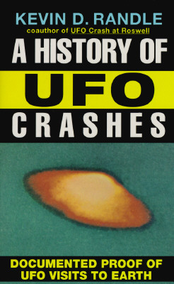 Image for History of Ufo Crashes