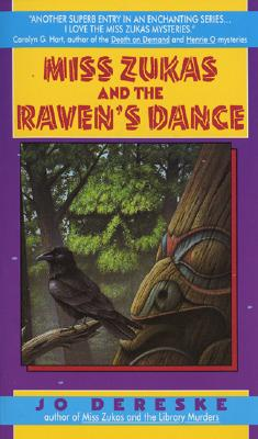Image for Miss Zukas and the Raven's Dance (Miss Zukas Mysteries)