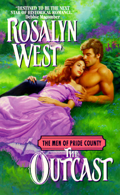 The Outcast (The Men of Pride County Series, #1), Rosalyn West