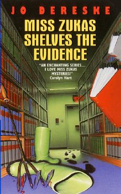 Image for Miss Zukas Shelves the Evidence (Miss Zukas Mysteries)
