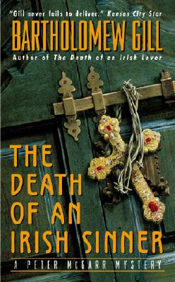Image for The Death of an Irish Sinner: A Peter McGarr Mystery (Peter McGarr Mysteries)