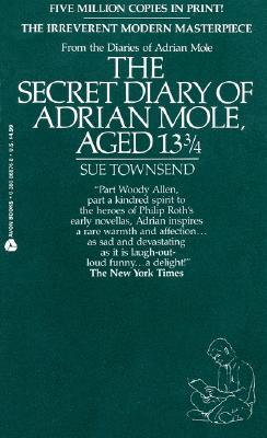 Image for The Secret Diary of Adrian Mole, Aged 13 3/4