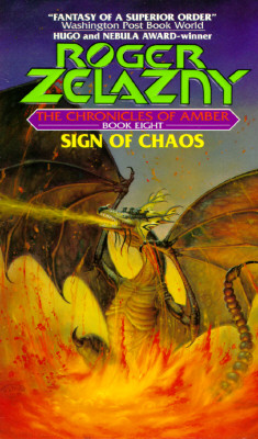 Sign of Chaos (Amber Series), Zelazny, Roger