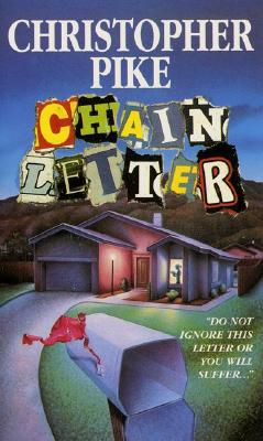 Chain Letter (Avon Camelot Books), Christopher Pike