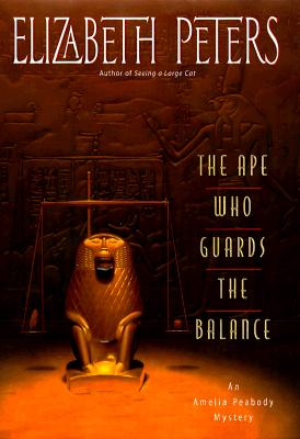 The Ape Who Guards the Balance, Peters, Elizabeth