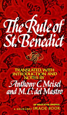 Image for The Rule of St. Benedict (An Image Book Original)