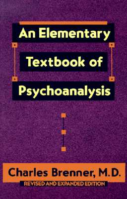Image for Elementary Textbook of Psychoanalysis