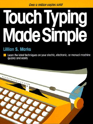 Image for TOUCH TYPING MADE SIMPLE