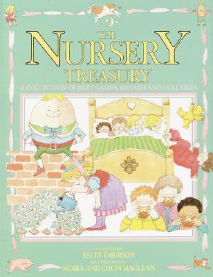 Image for The Nursery Treasury : A Collection of Rhymes, Poems, Lullabies and Games