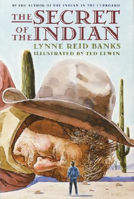 Image for The Secret of the Indian (The Indian in the Cupboard)