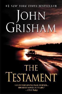 "The Testament, ""Grisham, John"""