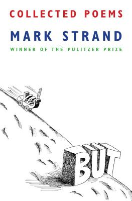 Collected Poems, Strand, Mark