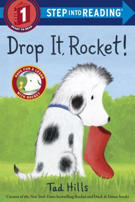Image for Drop It, Rocket! (Step Into Reading, Step 1)