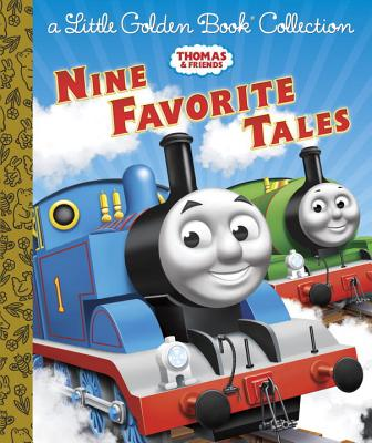 THOM & FR: NINE FAVO, Golden Books