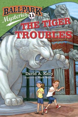 Image for 11 Tiger Troubles (Ballpark Mysteries)