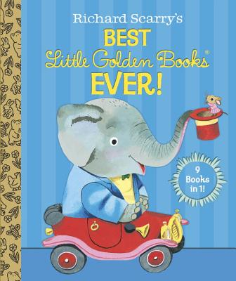 Image for Richard Scarry's Best Little Golden Books Ever! 9 Books in 1!