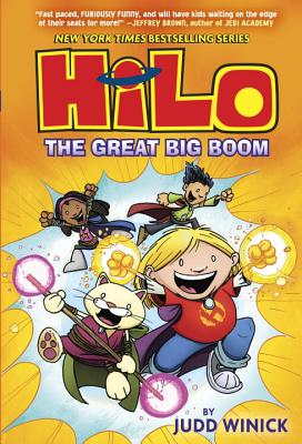 Image for Hilo Book 3: The Great Big Boom