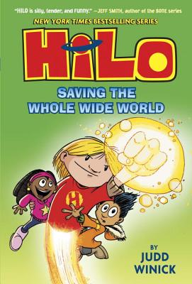 Image for HILO: SAVING THE WHOLE WIDE WORLD (NO 2)