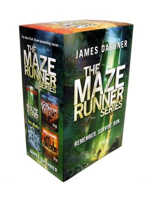 Image for The Maze Runner Series (4-Book)