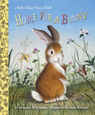 HOME FOR A BUNNY (BR, Brown, Margaret Wise