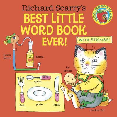 Image for RICHARD SCARRY'S BEST LITTLE WORD BOOK EVER!