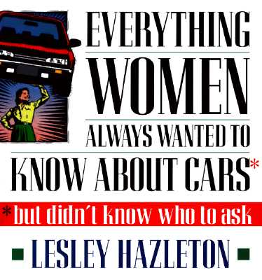 Image for EVERYTHING WOMEN Always Wanted to Know about Cars;