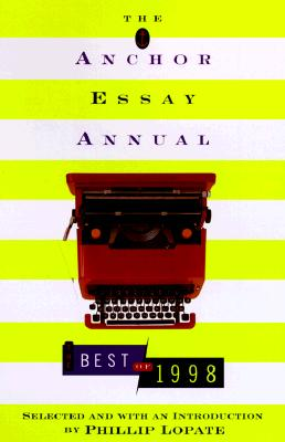 Image for The Anchor Essay Annual: The Best of 1998