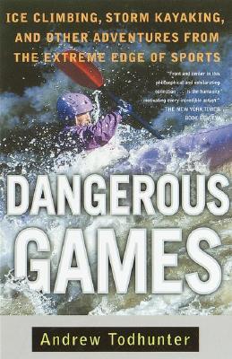 Image for DANGEROUS GAMES : ICE CLIMBING  STORM KA