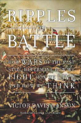 RIPPLES OF BATTLE, HANSON, VICTOR DAVIS