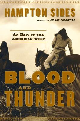 Image for BLOOD AND THUNDER