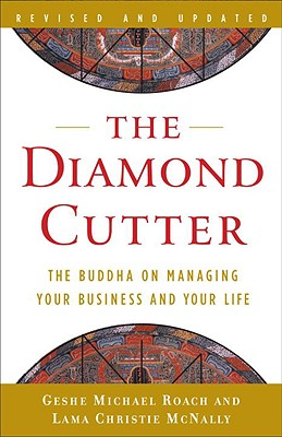 Image for DIAMOND CUTTER : THE BUDDHA ON MANAGING