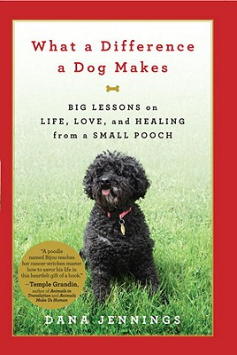 What a Difference a Dog Makes: Big Lessons on Life, Love and Healing from a Small Pooch, Dana Jennings