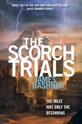 Image for The Scorch Trials (Maze Runner Trilogy, Book 2)