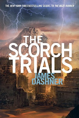 Image for The Scorch Trials (Maze Runner, Book 2)