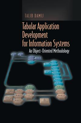 Image for Tabular Application Development for Information Systems: An Object-Oriented Methodology
