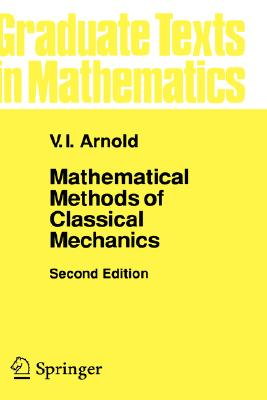 Image for Mathematical Methods Of Classical Mechanics